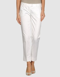 Tish And Cash Dress Pants White