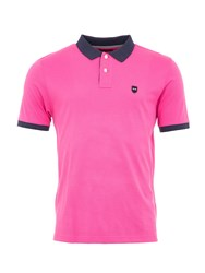 Eden Park Polo Basic Pink