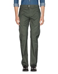 Julien David Casual Pants Military Green