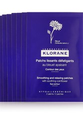 Klorane Soothing And Relaxing Eye Patches X 7 Colorless Usd
