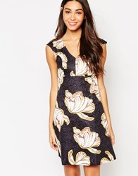 Traffic People I'll See You In My Dreams Swoon Dress Black
