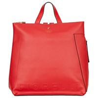 Fiorelli Finley Casual Backpack Embossed Red