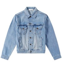 Faith Connexion Denim Jacket Blue