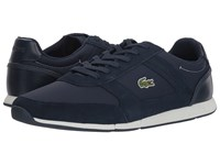 Lacoste Menerva Sport 318 1 Navy Dark Blue Shoes