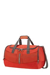 Samsonite 4Mation Red Duffle Bag Red