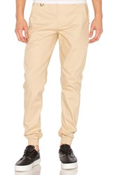 Publish Jogger Tan