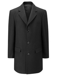 Skopes Finchley Overcoat Black