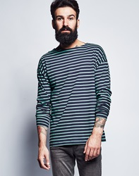 Only And Sons Lalo Boat Neck T Shirt