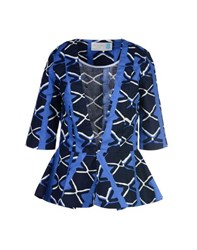 8 Suits And Jackets Blazers Women Blue