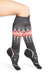 Women's Smartwool 'Snowboard' Merino Wool Blend Knee Socks