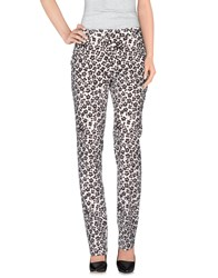 Emanuel Ungaro Trousers Casual Trousers Women White