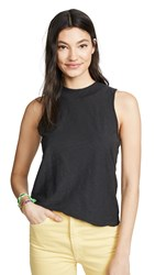 Nation Ltd. Ltd Bria Tank Washed Black