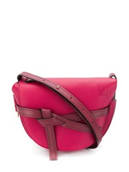 Loewe Gate Shoulder Bag Red