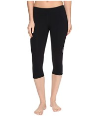 Lorna Jane Reactive 3 4 Tights Black Women's Casual Pants