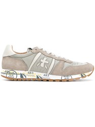 Premiata Eric Sneakers Nude And Neutrals