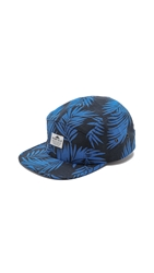 Penfield Casper Five Panel Cap Blue