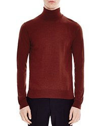 Sandro Winter Sweater Burgundy