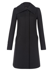 Hobbs Fiona Coat Black