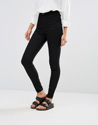 New Look Disco Jean Black