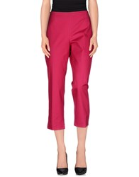 Escada Trousers Casual Trousers Women Garnet