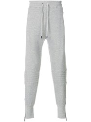 Blood Brother Stand Joggers Cotton Grey