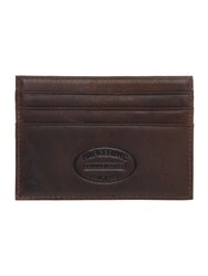 Tommy Hilfiger Johnson Classic Card Holder Brown