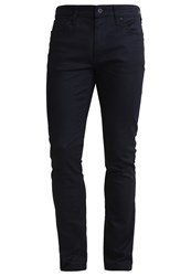 Pier One Slim Fit Jeans Navy Coated Dark Blue Denim