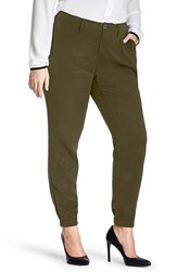 Plus Size Women's Mynt 1792 Ankle Zip Boyfriend Cargo Pants