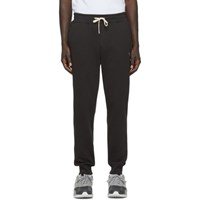 Saturdays Surf Nyc Black Ken Slash Lounge Pants
