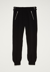 Tom Tailor Denim Trousers Black