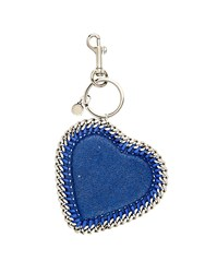 Stella Mccartney Falabella Heart Key Ring