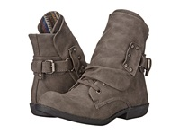 Blowfish Agua Grey Texas Pu Women's Boots Gray