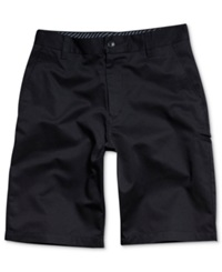 Fox Shorts Essex Solid Shorts Black