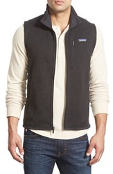 Men's Patagonia 'Better Sweater' Zip Front Vest