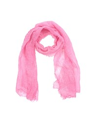 Mauro Grifoni Scarves Pink