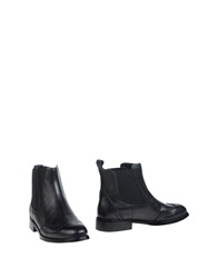 Atelier Mercadal Ankle Boots Black
