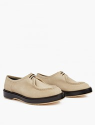 Adieu Sand Waxed Suede Type 80C Shoes Beige