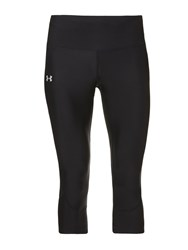 Under Armour Fly By Running Capris Black