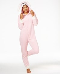 Pj Couture Character Hooded Jumpsuit Bunny