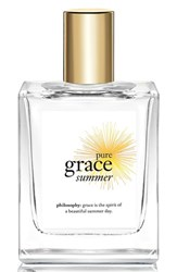 Philosophy 'Pure Grace Summer' Eau De Toilette Spray Limited Edition No Color