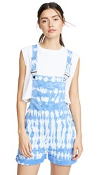 Wildfox Couture Ellie Overalls Shore Lined