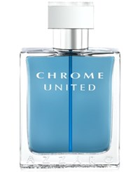 Azzaro Chrome United Eau De Toilette Spray 1.7 Oz