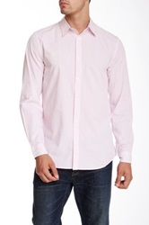 Dkny Gingham Woven Shirt Pink