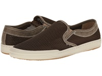 Bass Hopewell Olive Mesh Men's Slip On Shoes