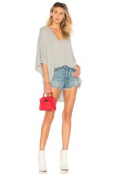 Riller And Fount Lola Tee Gray