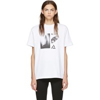 Alyx White 'Wings' T Shirt