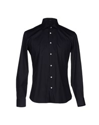 Tonello Shirts Shirts Men Black