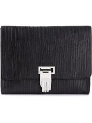 Opening Ceremony Hand Detail Clasp Clutch