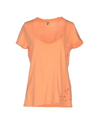 Tanomu Ask Me Topwear T Shirts Women