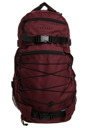 Forvert Louis Rucksack Burgundy Dark Red